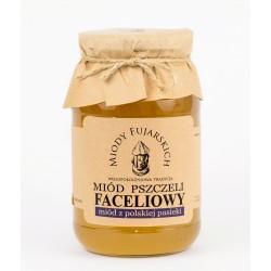 Miód pszczeli faceliowy 12500g